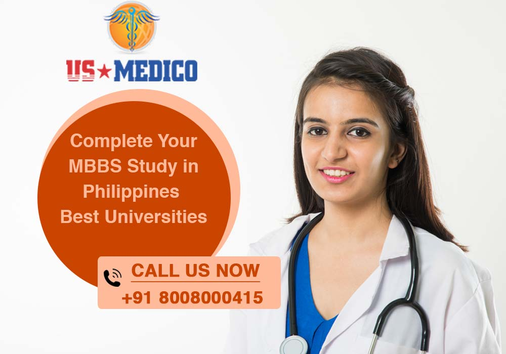 MBBS Study in Philippines