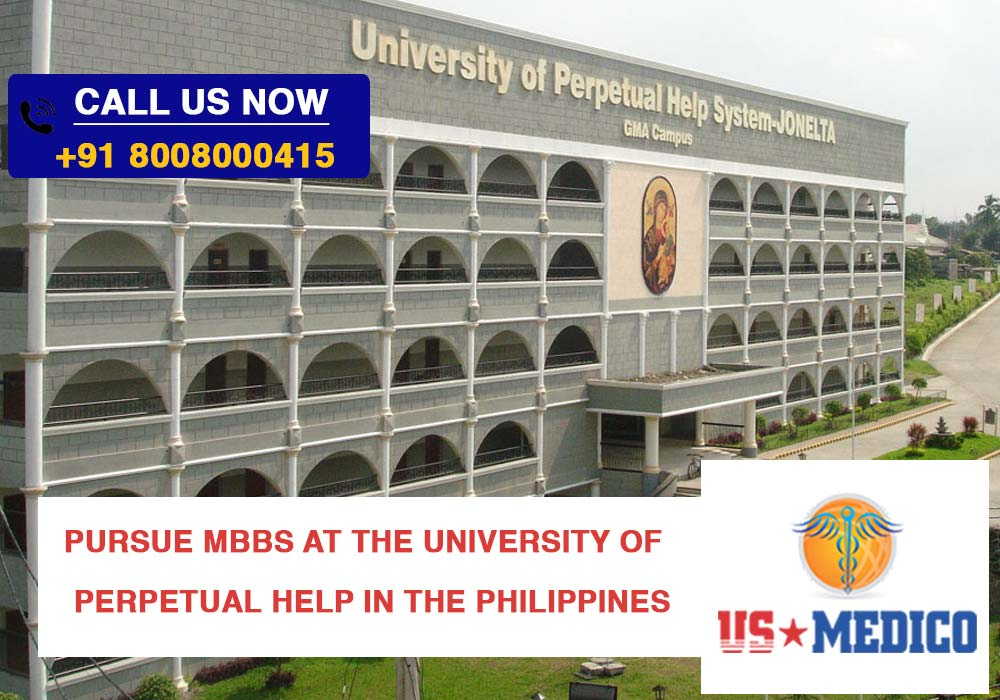 perpetual university in philippines