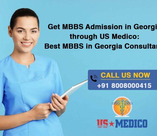 MBBS Admission in Georgia