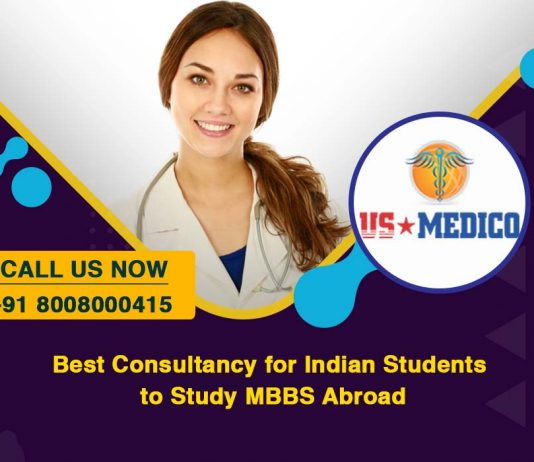 Best Consultancy for Indian Students to Study MBBS Abroad