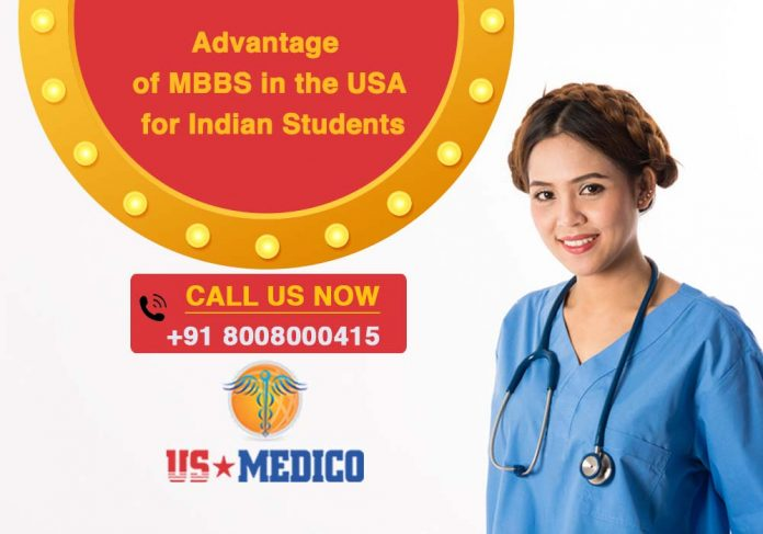 Advantage of MBBS in the USA for Indian Students