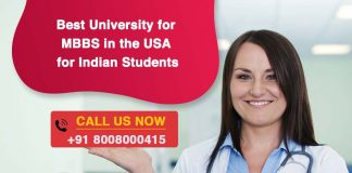 Best University for MBBS in the USA for Indian Students