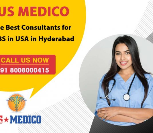 The Best Consultants for MBBS in USA in Hyderabad