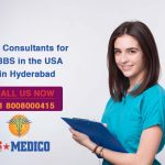 Best Consultants for MBBS in the USA in Hyderabad