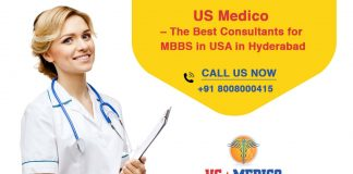 Best Consultants for MBBS in USA in Hyderabad