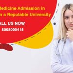 PG Medicine Admission in Germany