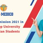 MBBS Admission 2021 in USA's Top University for Indian Students